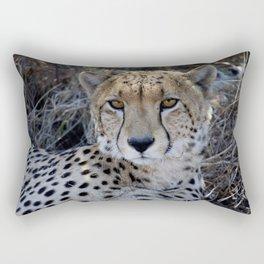 Close Up Rectangular Pillow