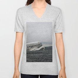 Phantom Flight Unisex V-Neck