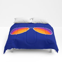 Rainbow Shades Comforters