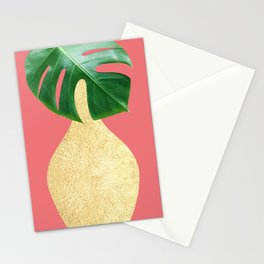 Tropical plants XIV Stationery Cards