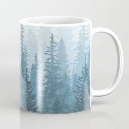 My Misty Secret Forest Coffee Mug