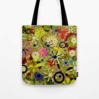 asia Tote Bags featuring Asia by gretzky