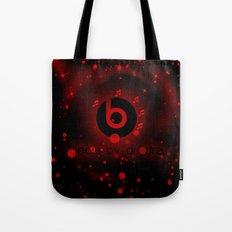 Beats Tote Bag