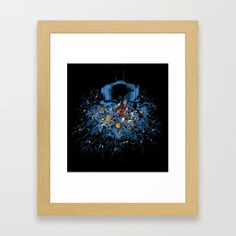 NEREYD 303 Framed Art Print