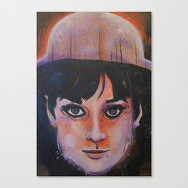 Aww, Hep Canvas Print