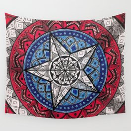 shield Wall Tapestry