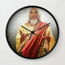 Our Lady of Brooklyn Wall Clock