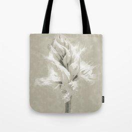 Wild forest flower sketch Tote Bag
