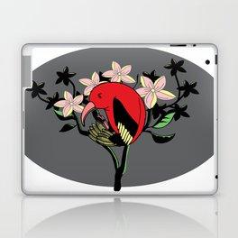 Hawaiian I'iwi Laptop & iPad Skin