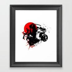 Kawasaki Ninja - Japan Framed Art Print