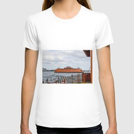 S.I. Ferry NYC T-shirt