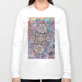 And then we floated as one Long Sleeve T-shirt
