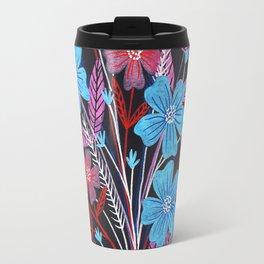 Night Bouquet Travel Mug