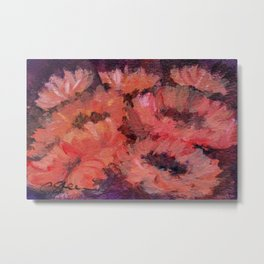Bouquet AC170328b Metal Print