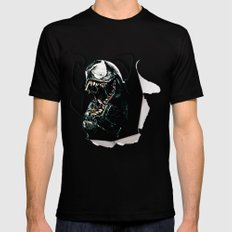 Venom  Mens Fitted Tee Black MEDIUM