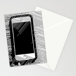 iPhone 5 Wolfram Rule 126 Stationery Cards