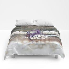 Birds In Armor Comforters