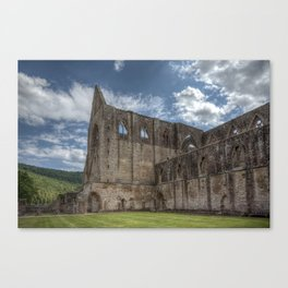 Tintern Abbey Canvas Print