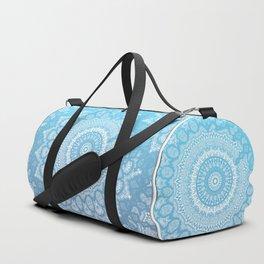 Mandela in blu Duffle Bag