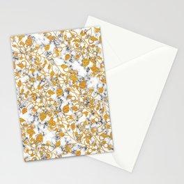 Golden Garden Stationery Cards