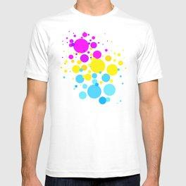 Circles Pan T-shirt