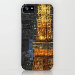 Tokyo 3500 iPhone Case