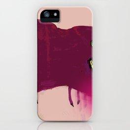 Working Stiff iPhone Case