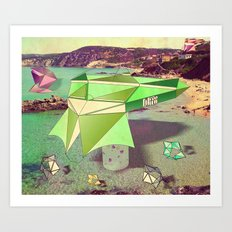 1980 Art Print