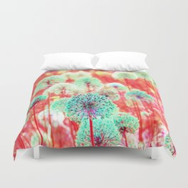 Flowers of Fantasy Duvet Cover