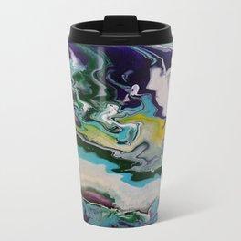 Cool Colors Metal Travel Mug