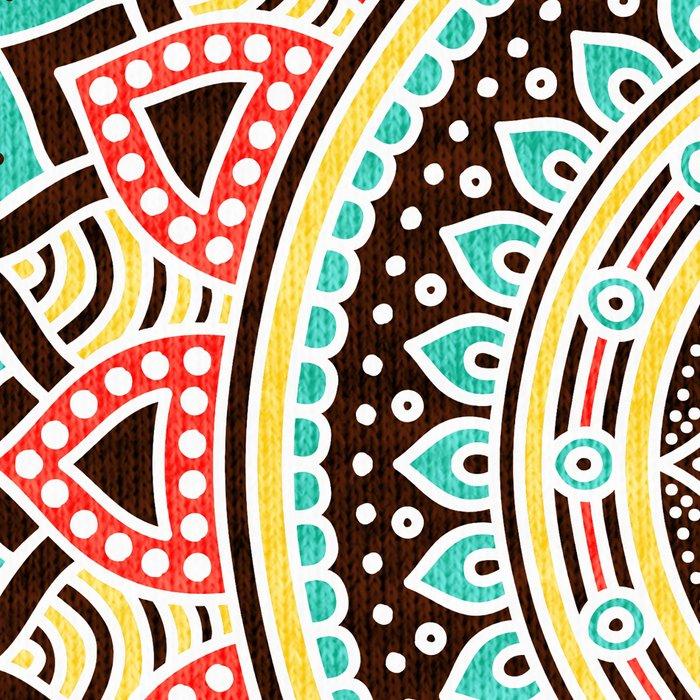 Hippie Mandala 13 Leggings