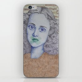 Lucy - It Goes Without Saying iPhone Skin