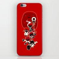 manga iPhone & iPod Skins featuring Manga family! by LuisD