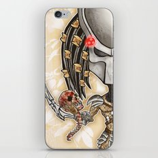 The Predator! iPhone & iPod Skin