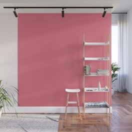 Sun Kissed Coral Wall Mural