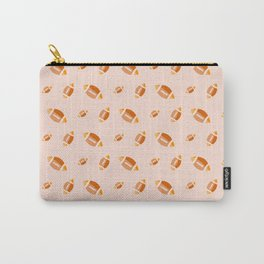 Rugby sport pattern Carry-All Pouch