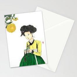 Mi-in-do 1700s_Solnekim Stationery Cards