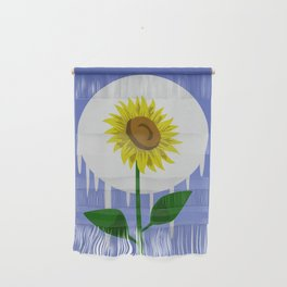 Sunflower in the Moon Wall Hanging