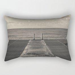 Look to Horizon Rectangular Pillow