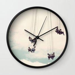 Groena Lund No 2 Wall Clock