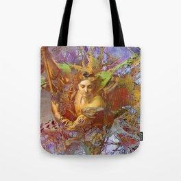 St Michael Tote Bag