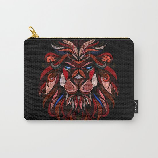 Red Lion Carry-All Pouch