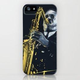 A Love Supreme iPhone Case