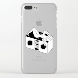 Euphoria Clear iPhone Case
