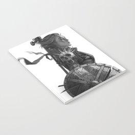 Warrior 6 Notebook