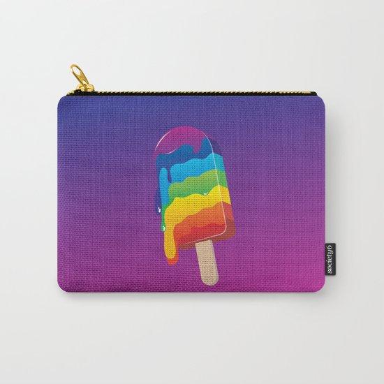 Ice-cream Rainbow Carry-All Pouch