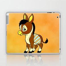 Childhood Donkey Laptop & iPad Skin