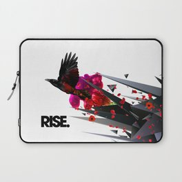 RISE by Michael Jewell Laptop Sleeve