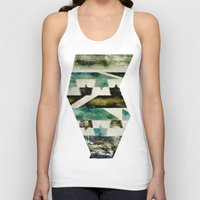 morocco Tank Tops featuring Morocco meets Navajo by Joe Sander