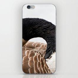 Tucked iPhone Skin